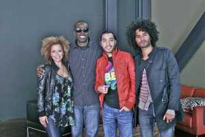 Egypt McKee & Group One Crew